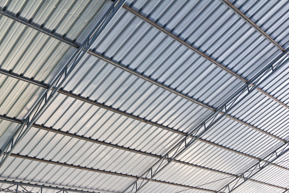 industrial roofing gold coast sydney - metal roof installation - roof restoration and insulation services gympie