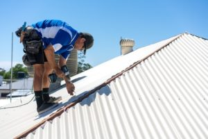 roofing repairs central coast nsw - metal roof restoration insulation replacement - roofing contractors